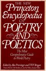 The New Princeton Encyclopedia of Poetry and…