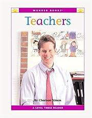 Teachers (Wonder Books) de Charnan Simon