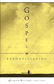 Gospel Reconciliation af Jeremiah Burroughs