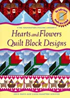 Heart and Flowers Quilt Block Designs by…