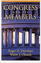 Congress and Its Members by Roger H.…