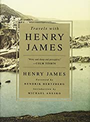 Travels with Henry James – tekijä: Henry…