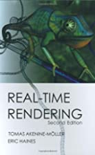 Real-Time Rendering (2nd Edition) by Tomas…