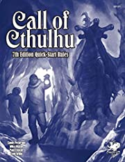 Call of Cthulhu 7th Ed. Quick-Start Rules…