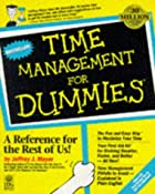 Time Management for Dummies by Jeffrey J.…