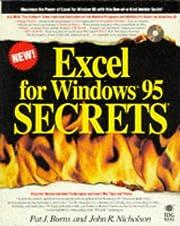 Excel for Windows 95 Secrets (The Secrets…