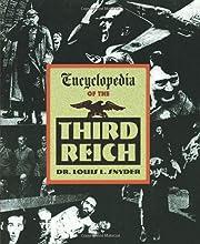 Encyclopedia of the Third Reich av Louis L.…