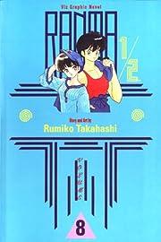 Ranma 1/2: Vol. 8 de Rumiko Takahashi
