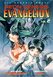 Neon Genesis Evangelion, Vol. 2 de Yoshiyuki…