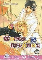 Words Of Devotion Volume 2 (Yaoi) (v. 2) by…