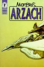 Arzach by Jean Giraud