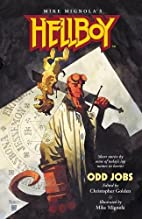 Hellboy: Odd Jobs by Christopher Golden