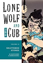 Lone Wolf and Cub 12: Shattered Stones –…