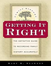 Getting It Right: The Definitive Guide to…