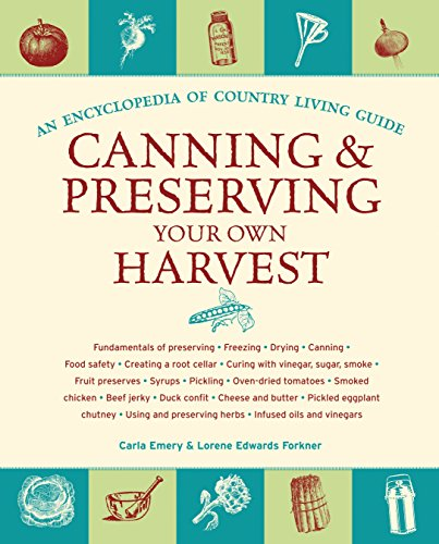 Download the encyclopedia of country living: an old fashioned recipe ….