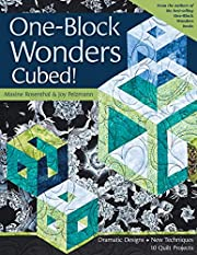 One-Block Wonders Cubed!: Dramatic Designs,…