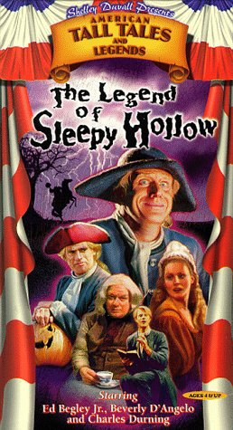 The imaginative characteristics in the legend of sleepy hollow