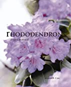 Rhododendrons (A Care Manual) by Kenneth N.…