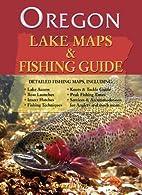Oregon Lake Maps & Fishing Guide by Gary…