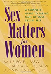 Sex Matters for Women: A Complete Guide to…