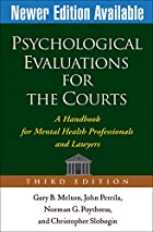 Psychological Evaluations for the Courts,…