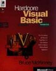 Hardcore Visual Basic av Bruce McKinney