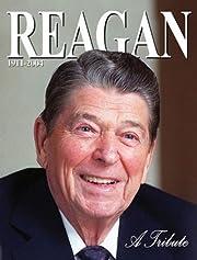 Ronald Reagan: A Tribute por Deborah Hart…
