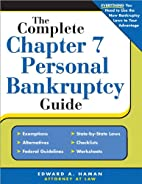The Complete Chapter 7 Personal Bankruptcy…