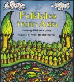 Folktales from Asia von Michael Collins