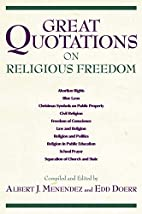 Great Quotations on Religious Freedom by…