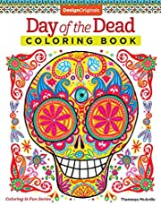 Day of the Dead Coloring Book (Coloring is…
