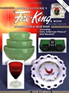 Anchor Hocking's Fire-King and More:…