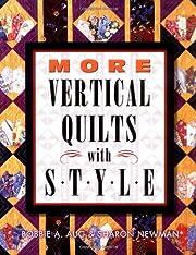 More Vertical Quilts With Style de Bobbie A.…