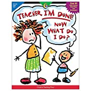 Teacher, I'm Done! Now What Do I Do?: Grades…