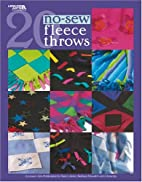 No-Sew Fleece Throws Leisure Arts #3741 by…