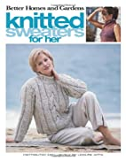 Knitted Sweaters for Her by Meredith…