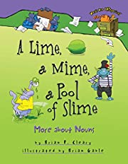A Lime, a Mime, a Pool of Slime: More about…