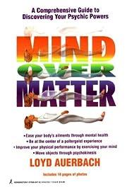 Mind over matter af Loyd Auerbach