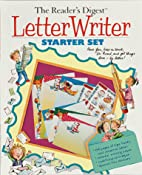 Letter Writer Starter Set (Reader's Digest)…