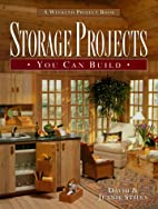 Storage Projects You Can Build (Weekend…
