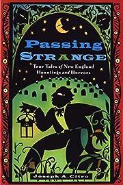 Passing Strange Pa av Joseph A. Citro