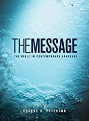 The Message: The Bible in Contemporary…