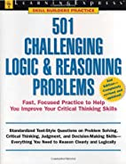 501 Challenging Logic & Reasoning Problems,…