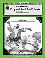 A Guide for Using Frog and Toad Are Friends…