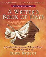 A Writer's Book of Days: A Spirited…