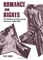 Romance and Rights: The Politics of…
