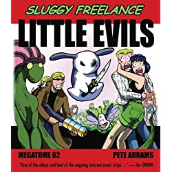 sluggy freelance little evils by pete abrams librarything
