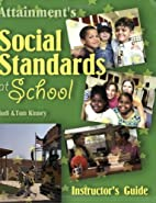 Social Standards at School by Judi Kinney