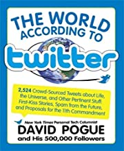 World According to Twitter por David Pogue