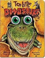 Ten Little Dinosaurs (Eyeball Animation):…